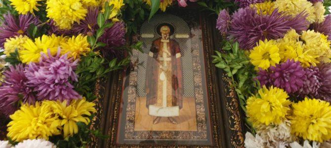 Престольное торжество общины в честь святого праведного Филарета Милостивого