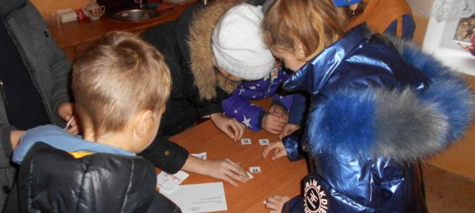 Урок-квест в воскресной школе Свято-Михайловского храма