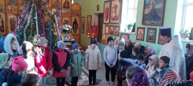 Детский праздник в с. Заветном Джанкойского благочиния