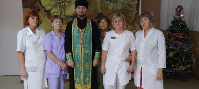 Визит в Первомайскую районную больницу