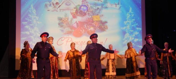 Праздничный концерт в Красноперекопске в день Рождества Христова