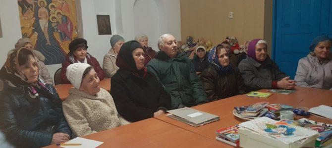 При Свято-Иверском храме п. Нижнегорского открылась воскресная школа для взрослых