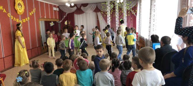 Воскресная школа  храма св. ап. Андрея Первозванного с. Восход отпраздновала Масленицу