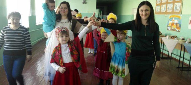 Праздник Масленицы в воскресной школе Покровского кафедрального собора
