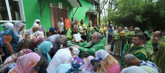 Храмовый праздник в селе Заветном Джанкойского благочиния
