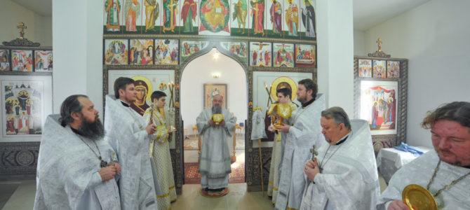 Освящен храм в честь Сретения Господня с. Табачного Джанкойского благочиния