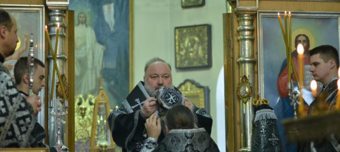 Божественная литургия в пятницу второй седмицы Великого поста