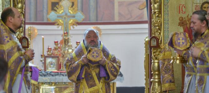 Божественная литургия в субботу седмицы 2-й Великого поста