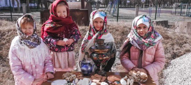 Масленицу отпраздновали в Свято-Казанском храме п. Красногвардейского