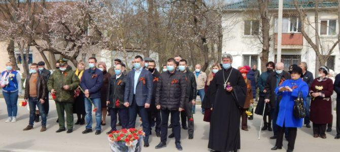 Памятное мероприятие ко Дню освобождения г. Красноперекопска