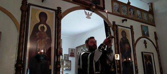 Постовые богослужения седмицы пятой в Нижнегорском благочинии