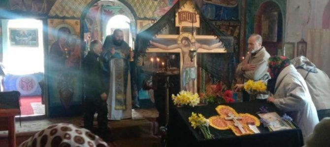 Праздник Благовещения Пресвятой Богородицы в храмах Нижнегорского благочиния