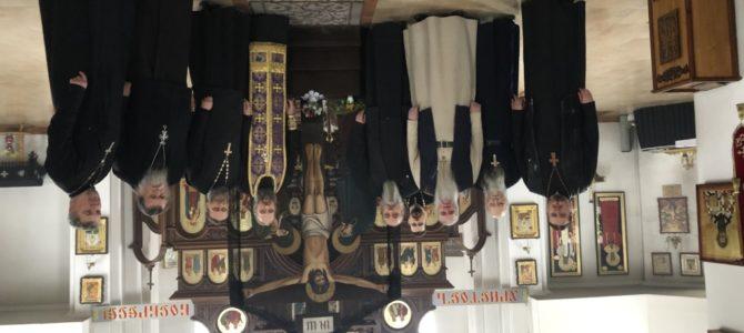 Совершена исповедь духовенства Красногвардейского благочиния