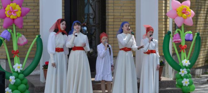 В Джанкое состоялся праздник в честь святых жен-мироносиц
