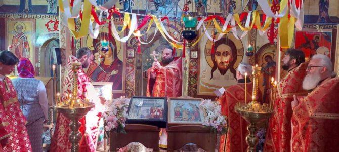 Престольный праздник вмч. Георгия Победоносца с. Желябовки Нижнегорского благочиния