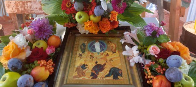 Праздник Преображения Господня в храмах Джанкойской епархии