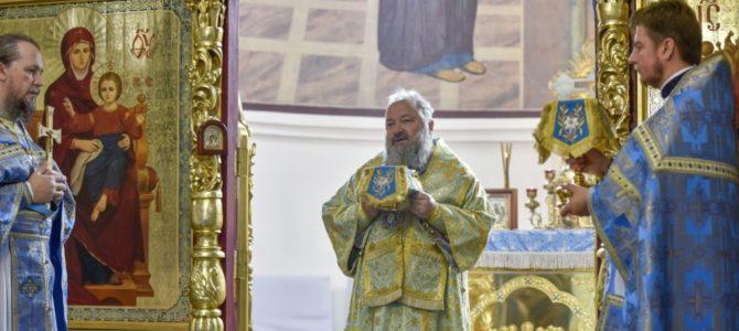 Празднование Перенесения из Едессы в Константинополь Нерукотворенного Образа Господня