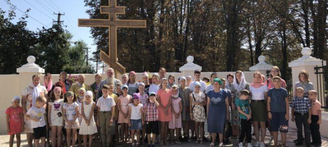 Благословение на новый учебный год получили учащиеся в храмах Джанкойской епархии (обновлено)