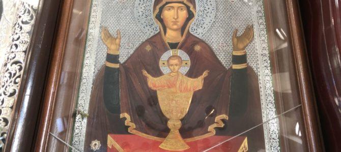 Богослужения в храмах Джанкойской епархии в День трезвости