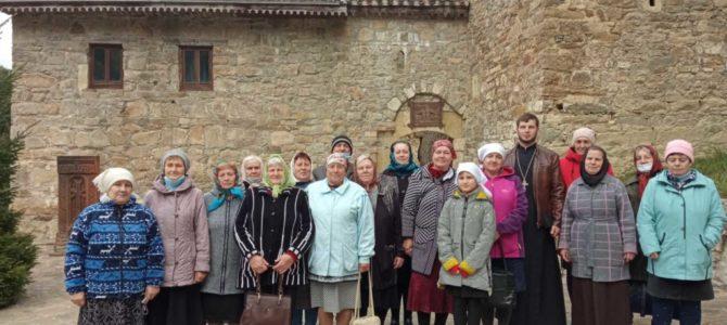 Паломническая поездка верующих из Джанкойского благочиния